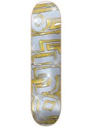 Blind Lotto SS - White/Gold - 7.75 - Skateboard Deck