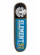 Element Level 92 PP - Blue/Black -  8.37 - Skateboard Deck