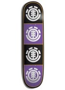 Element Quadrant - Purple - 8.0 - Skateboard Deck