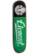 Element Script - Green - 8.0 - Skateboard Deck