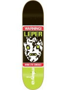 Alien Workshop MT Leper Deck - Black - 8 - Skateboard Deck