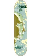 Alien Workshop Gilbert Debut Large - Green - 8.125 - Skateboard Deck