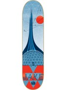 Alien Workshop Johnson Debut Large - Blue - 8.25 - Skateboard Deck