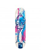 Alien Workshop Bledsoe Sketchbook - Blue - 8.0 - Skateboard Deck