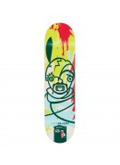 Alien Workshop Salazar Sketchbook - Green - 8.125 - Skateboard Deck