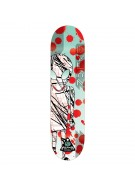 Alien Workshop Rieder Alpha - Grey - 8.25 - Skateboard Deck