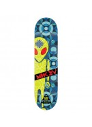 Alien Workshop MTaylor Alpha - Blue - 8.0 - Skateboard Deck
