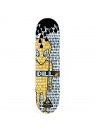 Alien Workshop Dill Alpha - Black - 8.125 - Skateboard Deck