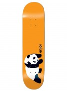 Enjoi Original Panda R7 - Orange - 8.0 - Skateboard Deck