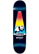 Enjoi Abduction R7 - Black - 8.0 - Skateboard Deck
