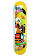 Enjoi Bless This Mess R7 - Louie Barlett - 7.75 - Skateboard Deck