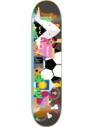 Enjoi Bless This Mess R7 - Jerry Hsu - 8.0 - Skateboard Deck