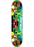 Enjoi Jerrywood OS - Jerry Hsu - 8.0 - Skateboard Deck