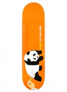 Enjoi Enjoi On Steroids OS - Orange - 8.0 - Skateboard Deck