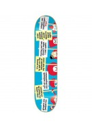 Enjoi Ginger Rights R7 - Wieger Van Wageningen - 8.25 - Skateboard Deck
