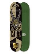 Habitat Gall Goat of Mendes Small - Gold/Black - 8.0 - Skateboard Deck