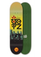 Habitat Kerry Getz PHL Limited Small - Yellow - 7.875 - Skateboard Deck