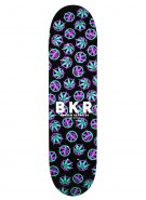 Baker Reynolds Plant Life - Black/Green - 7.87 - Skateboard Deck