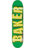 Baker Bake Junt - Green/Yellow - 8.25 - Skateboard Deck