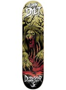 Darkstar Death Cat AL3 Adam Dyet - Green - 8.0 - Skateboard Deck