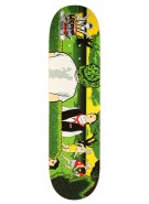 Anti-Hero Allen Quadfeature - Green - 8.25 - Skateboard Deck
