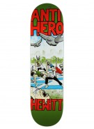 Anti-Hero Hewitt Pigeon Revenge - Green - 8.62 - Skateboard Deck