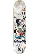 Anti-Hero Miorana Our Life - Grey - 8.25 - Skateboard Deck