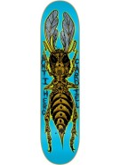 Anti-Hero Cardiel Antisect - Blue/Yellow - 8.5 - Skateboard Deck
