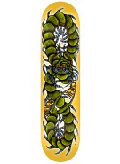 Anti-Hero Hewitt Antisect - Yellow/Green - 8.75 - Skateboard Deck