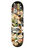 Anti-Hero Pfanner Quadfeature - Black - 8.38 - Skateboard Deck