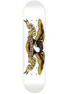 Anti-Hero Eagle XXl - White/Yellow - 8.75 - Skateboard Deck