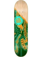 Anti-Hero Less Graphic Sm - Blue/Orange - 7.56 - Skateboard Deck