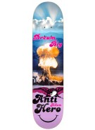 Anti-Hero Allen Cheer Up - Blue/Purple - 8.12 - Skateboard Deck