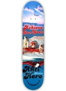Anti-Hero Hewitt Cheer Up - Blue - 8.5 - Skateboard Deck