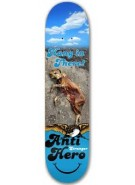 Anti-Hero Stranger Cheer Up - Blue - 8.06 - Skateboard Deck