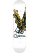 Anti-Hero Cardiel Haliaeetus 2 Medium - White - 8.18 - Skateboard Deck
