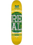 Real Ramondetta Pushing LTD - Yellow - 8.18 - Skateboard Deck