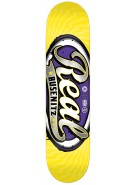 Real Busenitz Colorblast - Yellow - 8.12 - Skateboard Deck