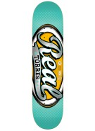 Real Torres Colorblast - Teal - 8.06 - Skateboard Deck