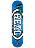 Real Brock Champion - Blue - 8.38 - Skateboard Deck