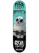 Real Ramondetta Deathcat - Black/Teal - 8.06 - Skateboard Deck