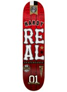 Real Hardy Mellow - Skateboard Deck