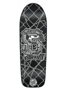 Santa Cruz Block OS Powerply 31 in 9.7 in - Skateboard Deck