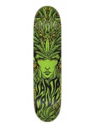Santa Cruz Weed Goddess LG Powerply - 32.2in x 8.25in - Skateboard Deck