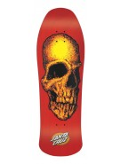 Santa Cruz Street Creep Red Reissue - Red - 31.75 x 10 - Skateboard Deck
