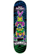Krooked Drehobl Totem - Black - 8.06 - Skateboard Deck