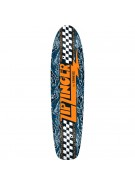 Krooked Zip Zigger Kamo Pregripped - 7.75 - Skateboard Deck