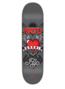 Flip Skateboards Saari Hartcore Deck - 32.88 in 8.5 in