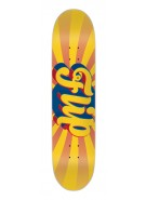 Flip Team Sunrizer 32.2 in 8 in - Skateboard Deck