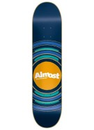 Almost Sonic Boom R7 -Navy - 7.9 - Skateboard Deck